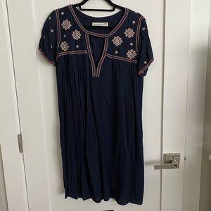 Flattering, spring dress
